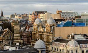 cumbre - Glasgow