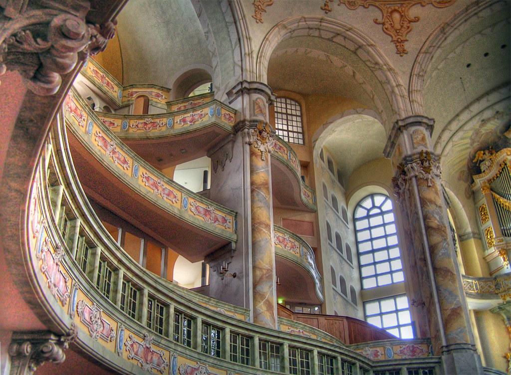 Interno Frauenkirche