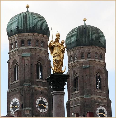 Torri Frauenkirche