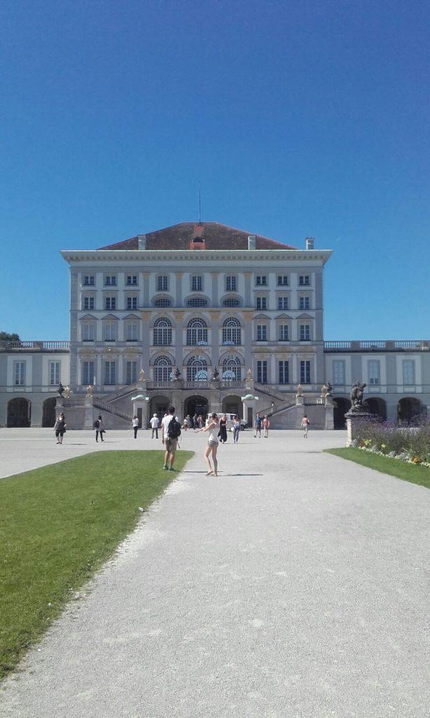 Castello Schloss Nymphenburg, Monaco di Baviera