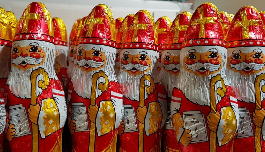 Saint Nicholas - cioccolatini