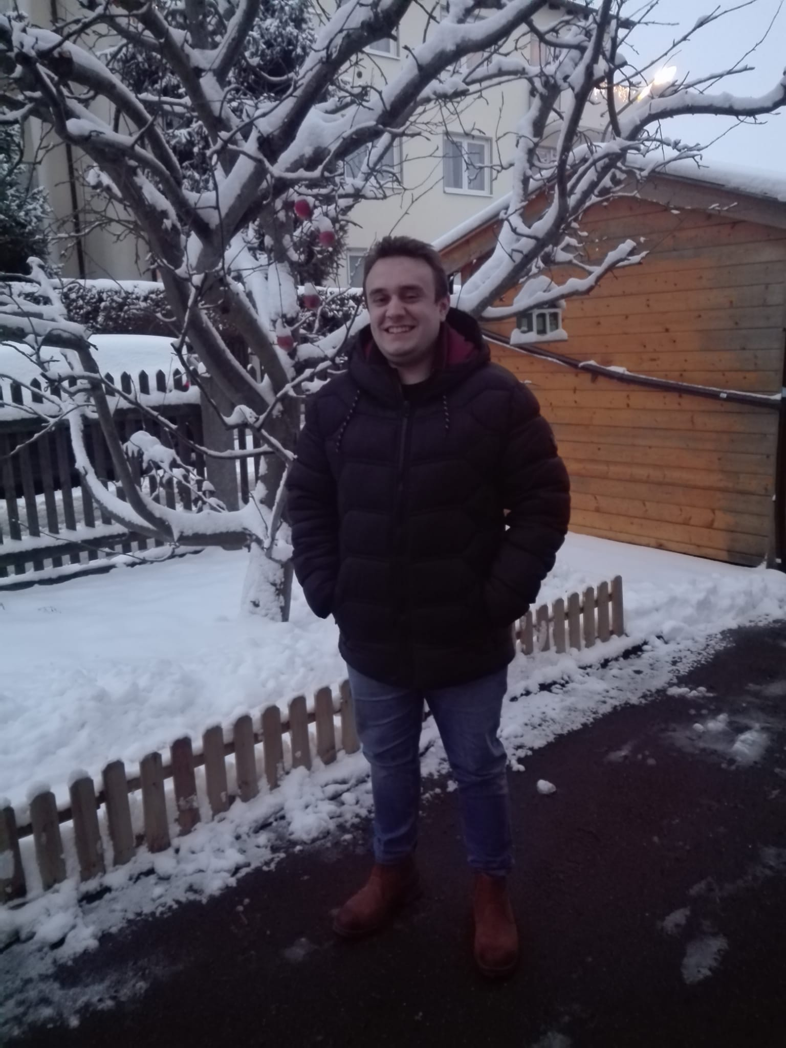 Valerio Fagnini racconta la sua esperienza di studiare e vivere a Monaco di Baviera.