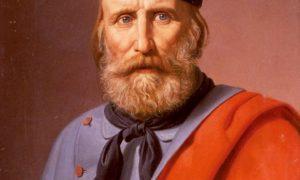 Garibaldi - Retrato
