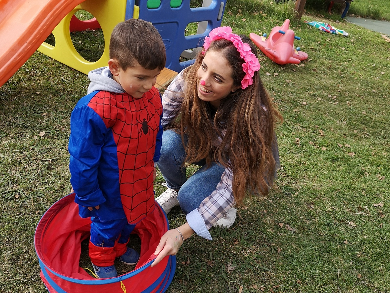 Milonga - con niño