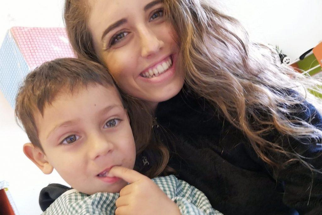 Milonga - con otro niño