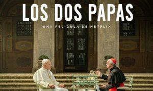 Capilla sixtina - Los dos papas