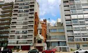 Castillo Pittamiglio - Frente Rambla