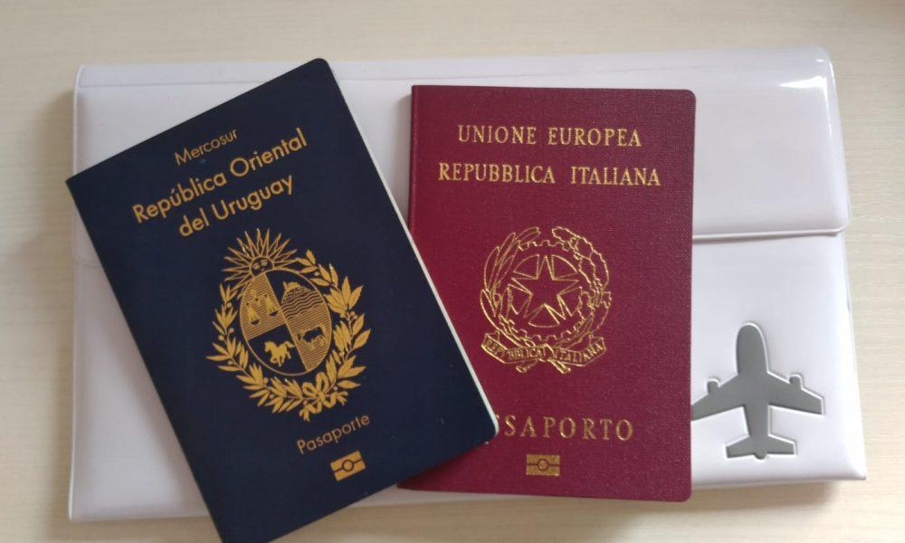 Ciudadanía - Pasaporte