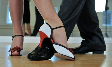 Cumparsita - Personas bailando tango