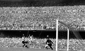 Maracanazo - Gol uruguayo
