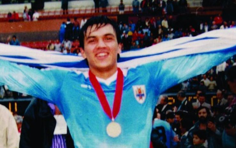Ruben Sosa - Uruguay