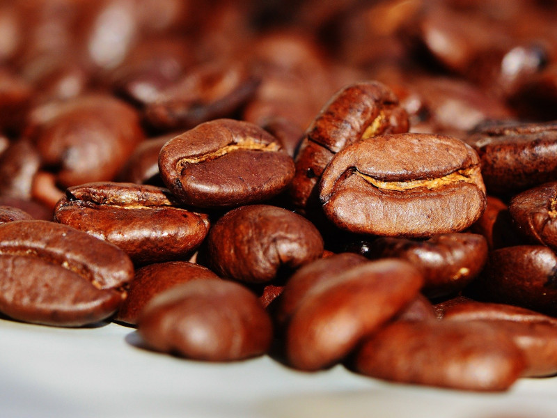 Café - Granos De Cafe
