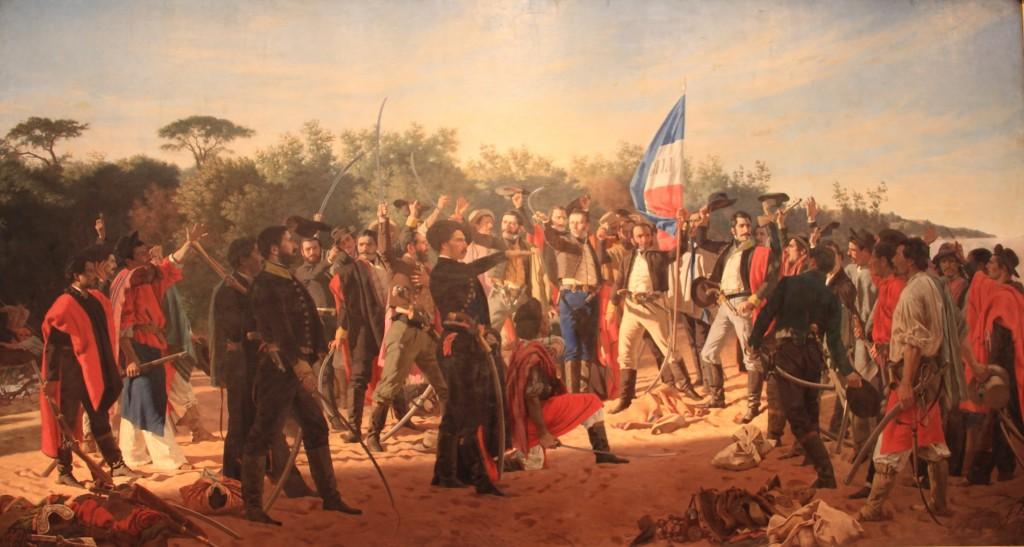 Declaratoria - Orientales