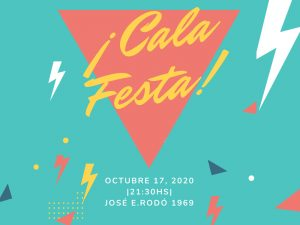 Calafesta - Flyer