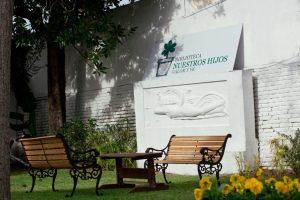 Biblioteca - Patio