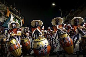 Candombe - Desfile De Llamadas 2020 Barrio Sur Montevideo Uruguay |