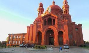 Iglesia Del Cerrito De La Victoria - Frente