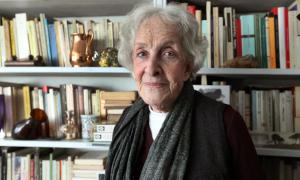 Ida Vitale - Literatura Premio Cervantes Ida Vitale