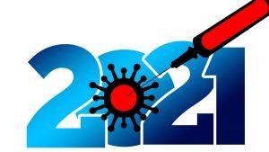 Vacunas - Logo 2021 Y Vacuna