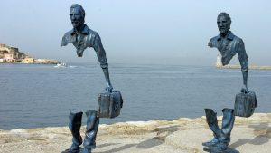 Trabajadores - Estatua Del Inmigrante