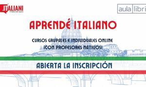 Estudiar - Copertina Corsi Italiano