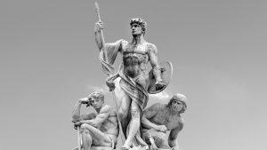 Roma - Estatua Romana
