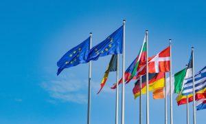 permiso - Banderas Union Europea