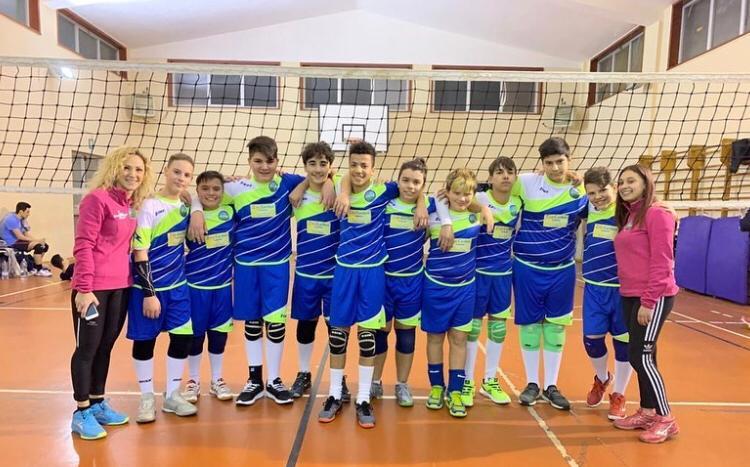 Pallavolo - Ragazzi Under 18