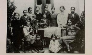 La Mastra negli anni 50