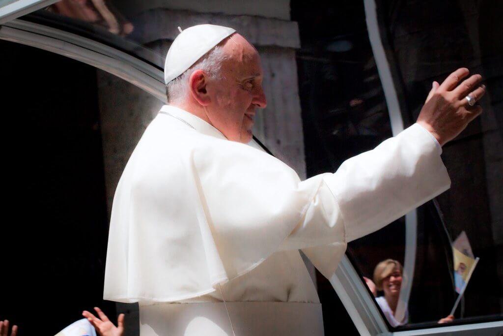 S. Antonio di Padova - Papa Francesco