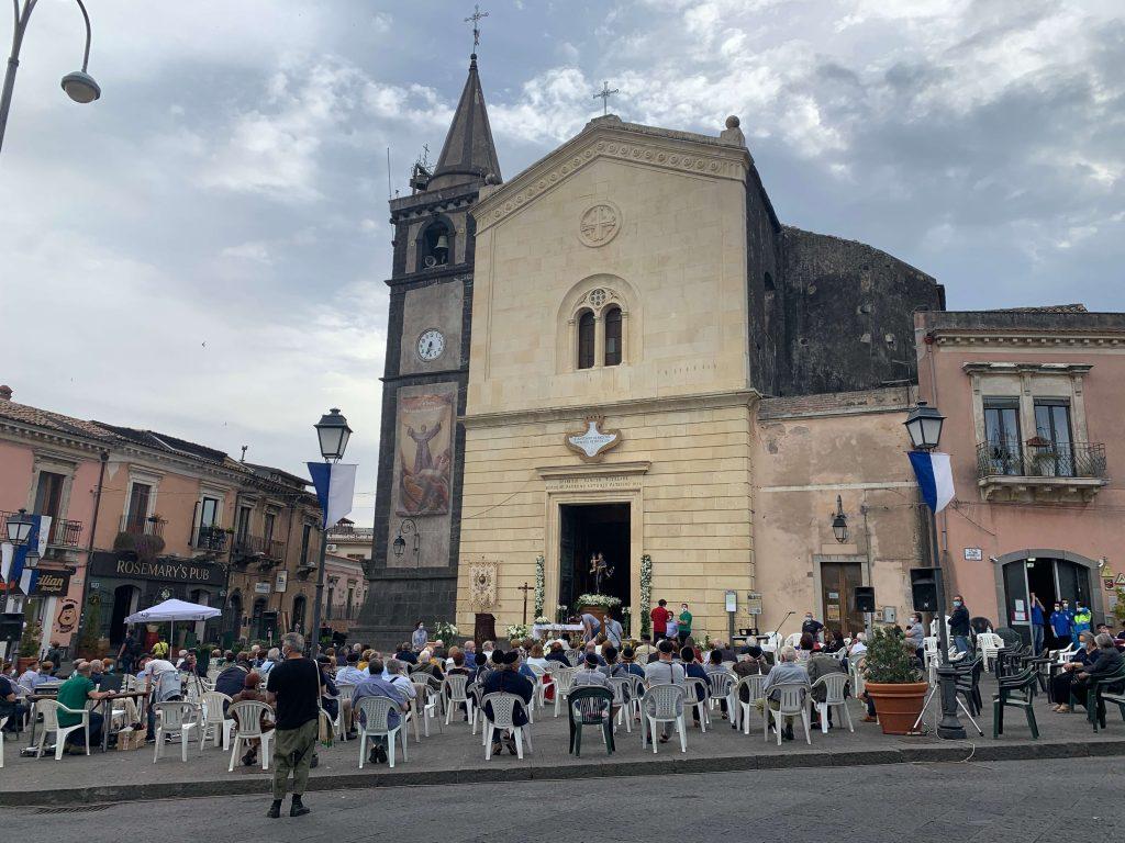 S. Antonio di Padova - Piazza Vittorio Emanuele Festeggiamenti
