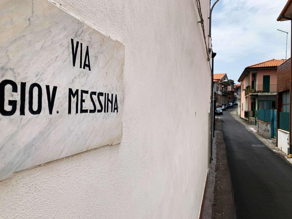 Via Giovanni Messina