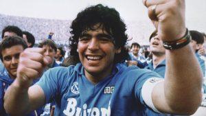 Diego Armando Maradona Napoli 90