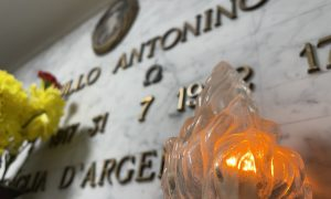 Alla memoria di Antonino Caudullo