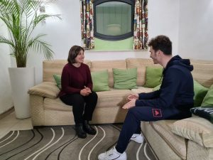 Intervista Con Agata Mazzaglia