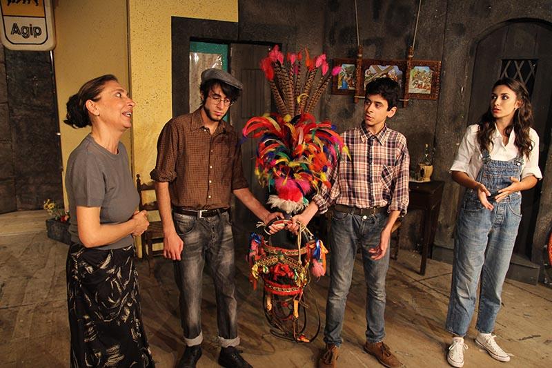 Giornata Mondiale del teatro - rappresentazione teatrale