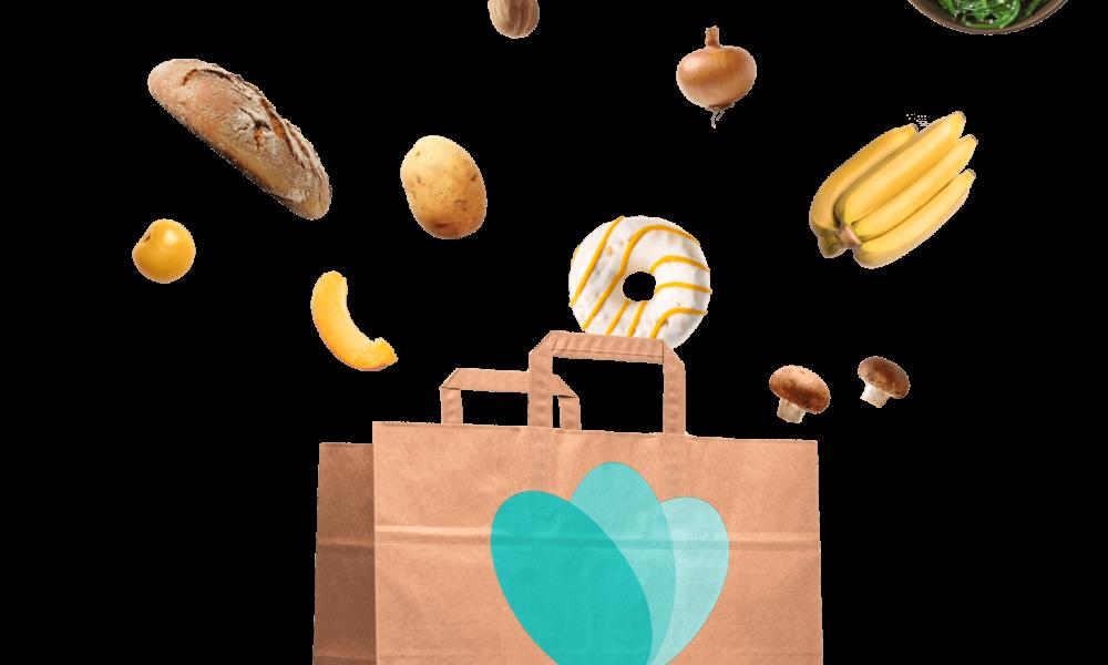 Spreco alimentare - Floating Food Bag