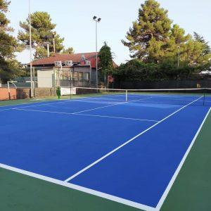 Tennis - Campo sportivo