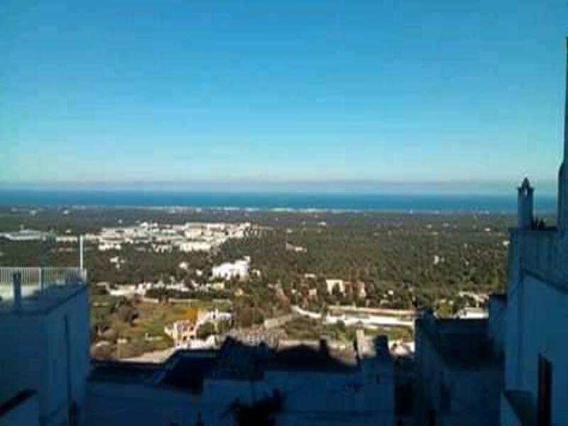 cattedrale - Panorama Da Ostuni