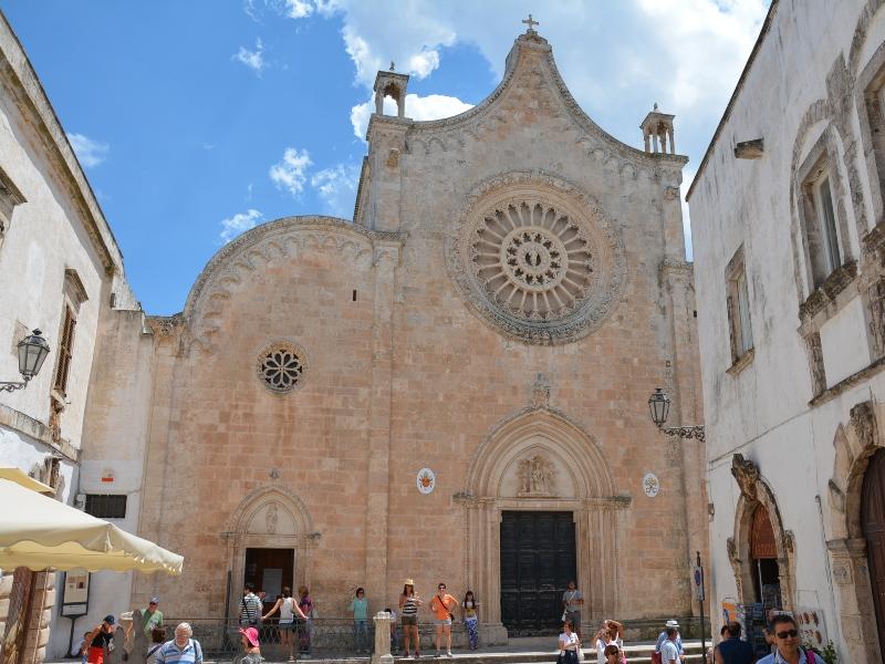 centro storico: Cattedrale Di Ostuni