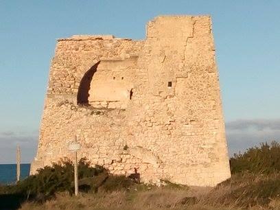 Torre Pozzelle Visuale 2 Ostuni