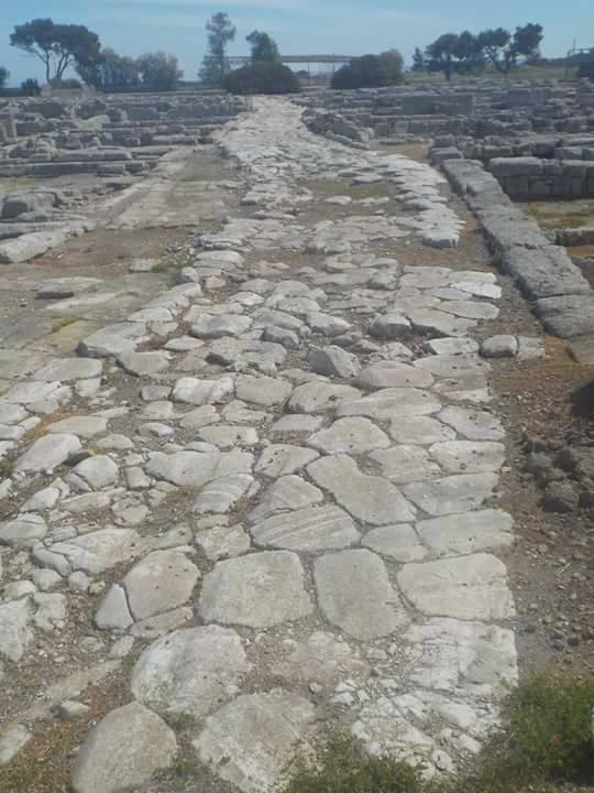 Egnazia Via Traiana