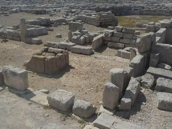 Egnazia Zona Archeologica 1
