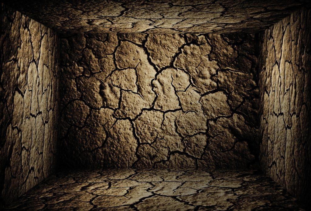 Caverna di argilla