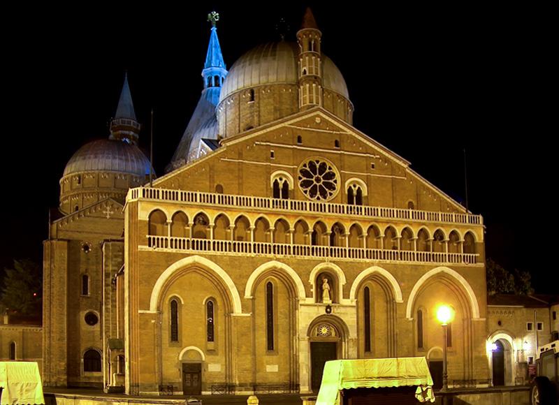 Ottavio Pinarello Basilica Di Sant'antonio Padova