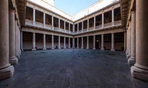 Padova, Università, Chiostro Antico Del Bo', Foto:ottavio Pinar
