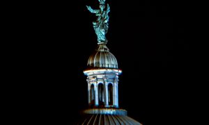 Padova Guglia Cupola Santa Giustina Foto: Ottavio Pinarello