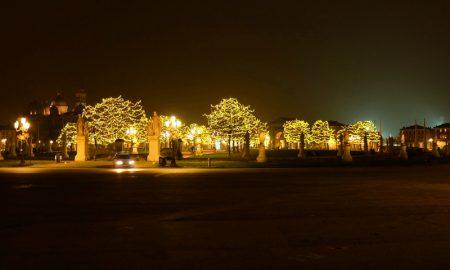 Padova Luminarie In Prato Della Valle