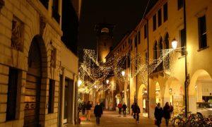 Padova Luminarie In Via Umberto I