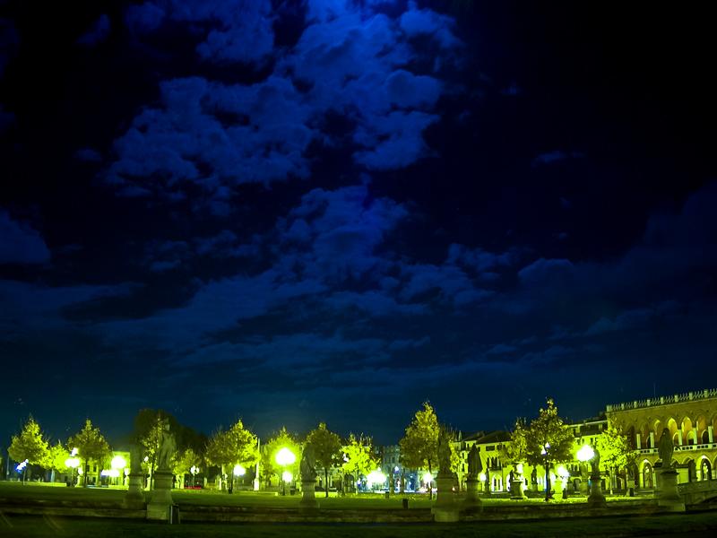 Padova Prato Della Valle Foto:ottavio Pinarello